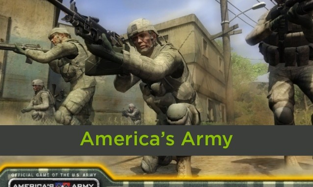 gamification US ARMY
